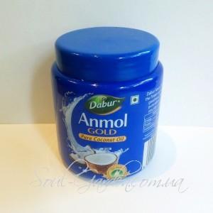 Масло кокосовое ANMOL PURE, Coconut oil (Dabur,Индия) 175 ml