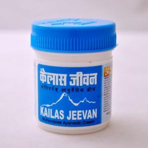 КАЙЛАШ ДЖИВАН,Kailas Jeevan 30 г (многофункциональный аюрведический крем) Индия