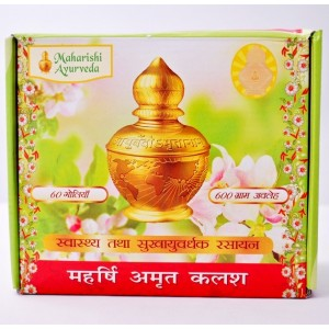 MAHARISHI AMRIT KALASH (600GM+60TAB) 0.5 кг(Maharishi Ayurveda)