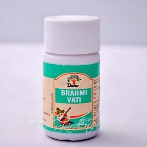 Брами Вати, Brahmi Vati (Dabur)40 табл.