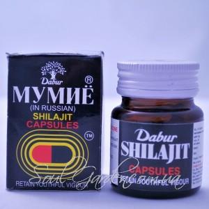 Шиладжит (Мумиё),Shilajeet (Dabur) 30 капс.