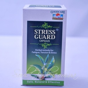 Cтрессгард,Stress Guard (BAIDYANATH) 60 капс.
