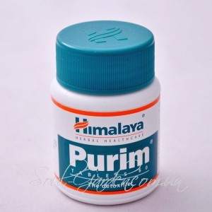 Пьюрим, Purim (Himalaya) 60 капс.