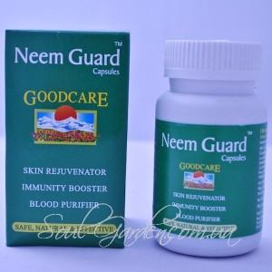 Ним Гард-для чистоты кожи, Neem Guard(Baidyanath)60 капс.