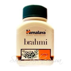 Брами - мозговой тоник,Brahmi (Himalaya) 60 капс.