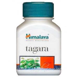 Тагара,Tagara-успокаивающее средство ( Himalaya) 60 капс.