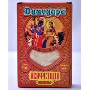 Асафетида  25% «Дамодара» 100 гр,(ИНДИЯ)