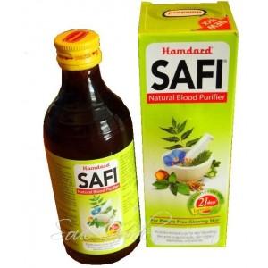 Сафи сироп /  Safi - кровочиститель,слабительное ( HAMDARD)100 мл