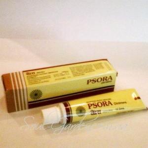 Псора / PSORA - аюрведический крем для здоровья кожи (AYULEV,Индия) 15 гр