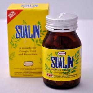 Суалин , Sualin (Hamdard) 60 таб.от кашля