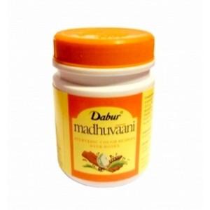 Мадхувани ,Madhuvaani от кашля (Dabur) 150 гр