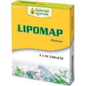 Липомап, Lipomap / Medohar (МА) 40 таб.