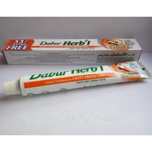 """Зубная паста """"Clove"""",гвоздика (DABUR)100гр"""