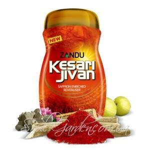 Кесари-Дживан Праш / KESARI JIVAN PRASH -чаванпраш высокого качества! (Zandu) 450 г