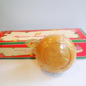Мыло Сандал подарочное,Mysore Sandal Soap,150 гр